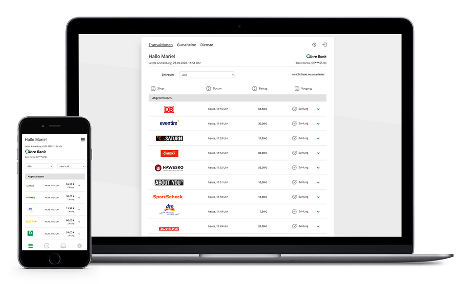 PayDirekt mobile app