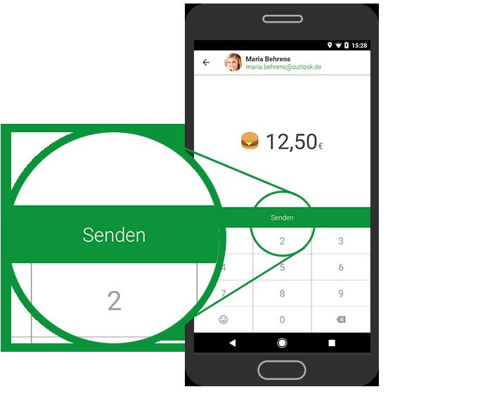Paydirekt Geld Senden : k ufer geld senden ~ Lizthompson.info Haus und Dekorationen